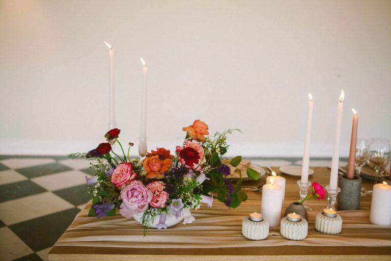 wedding florist cape town, tables decor, table flowers, wedding flowers