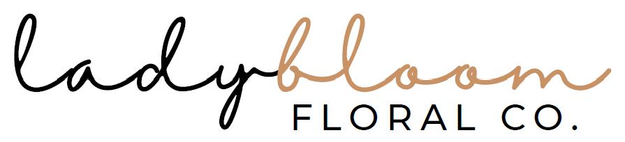 ladybloom, logo, weddings, cape town