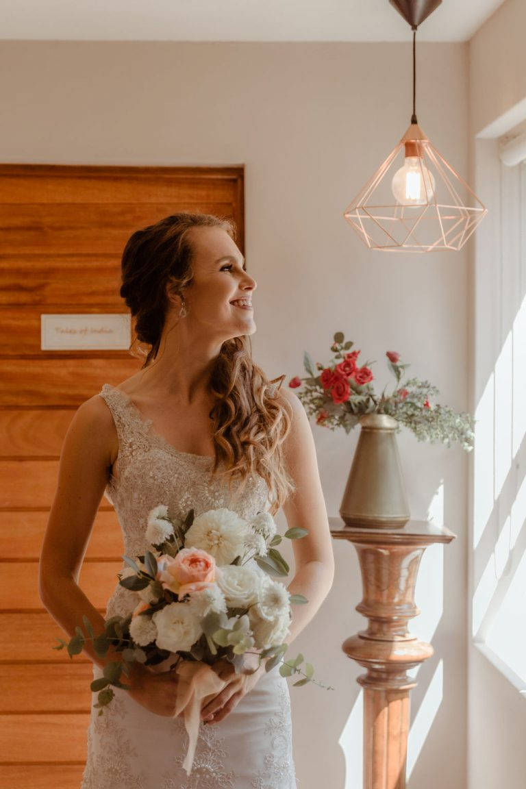 wedding flowers cape town, bride, bouquet, ladybloom bouquet, bridal bouquet